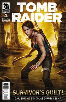 Tomb Raider Comics Wikipedia