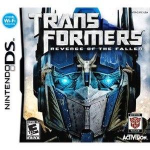 Transformers Revenge of the Fallen: Autobots - Image: Transformers Revenge of the Fallen Autobots