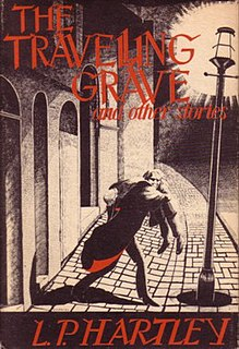 <i>The Travelling Grave and Other Stories</i> book by L. P. Hartley