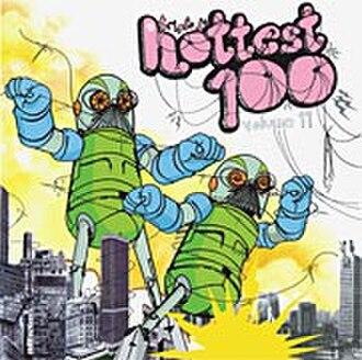 Triple J Hottest 100, 2003 - Volume 11 CD Cover