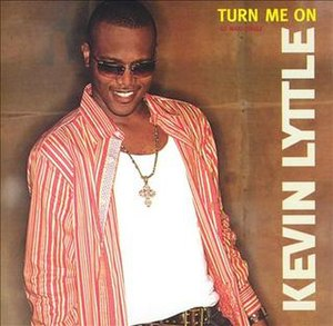 Turn Me On (Kevin Lyttle song) - Image: Turnmeoncover