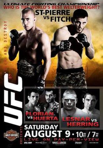UFC 87 - Image: UFC 87