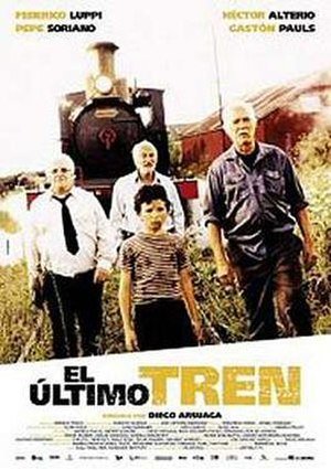 The Last Train (2002 film) - Theatrical release poster