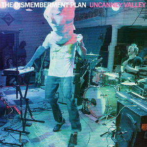 Uncanney Valley - Image: Uncanney Valley (Front Cover)