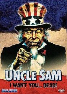 <i>Uncle Sam</i> (film) 1996 film by William Lustig