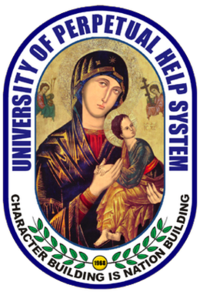 University of Perpetual Help System Logo