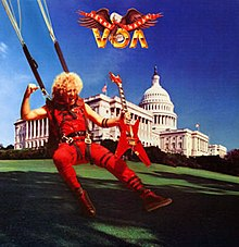 VOA (Sammy Hagar album - cover art).jpg