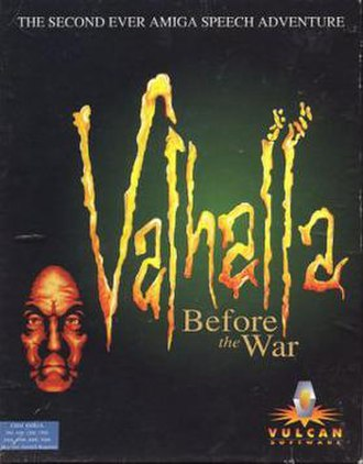 Valhalla: Before the War - Image: Valhallabtw