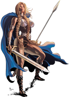 Valkyrie (Marvel Comics) Marvel Comics superhero