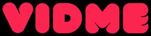 Vidme - Image: Vidme logo