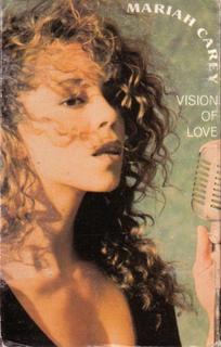 Vision of Love 1990 single by Mariah Carey