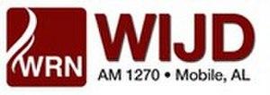 WIJD - Image: WIJD AM 1270 logo