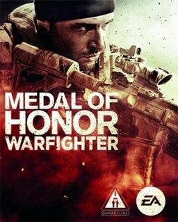 <i>Medal of Honor: Warfighter</i>