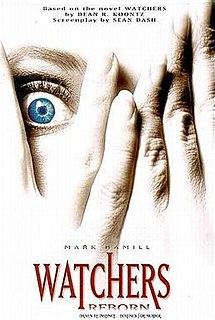 <i>Watchers Reborn</i> 1998 film by John Carl Buechler