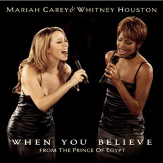 When You Believe - Image: When You Believe Mariah Carey