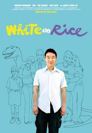 White on Rice - Image: White on rice