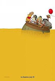 <i>Winnie the Pooh</i> (2011 film) 2011 American animated film