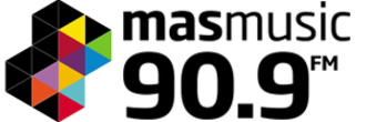 XHRYA-FM - Image: XHRYA Masmusic 90.9 logo