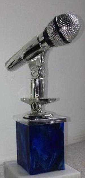 ZAI Awards - Image: ZAI Award