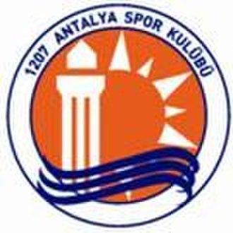 1207 Antalya Spor - Image: 1207Antalya Muratpaşa BS Logo