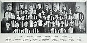 1930 Illinois Fighting Illini football team - Image: 1930 Illinois Fighting Illini football team