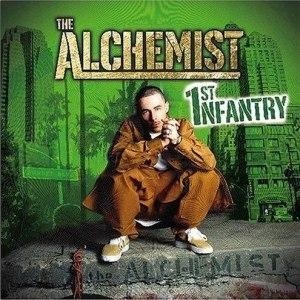 1st Infantry (album) - Image: 1st Infantry Alchemist