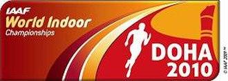 2010 IAAF World Indoor Championships - Image: 2010 IAAF WIC