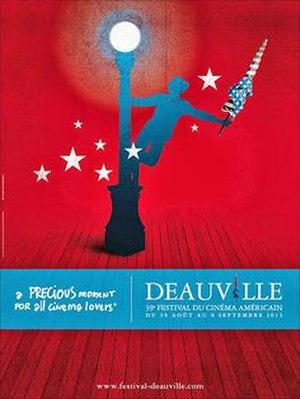 2013 Deauville American Film Festival - Festival poster