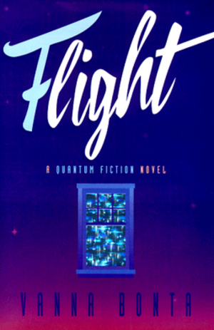 Flight: A Quantum Fiction Novel - First edition hardcover Flight, 1995