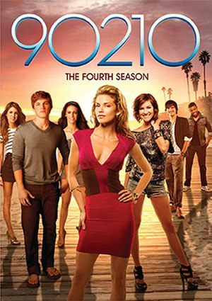 90210 (season 4) - DVD cover