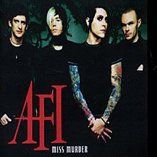 AFI - Miss Murder cover.jpg