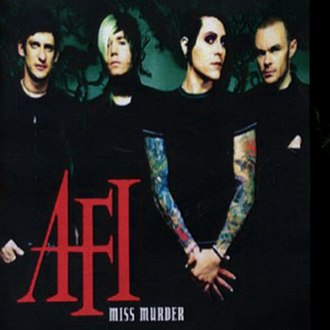 Miss Murder - Image: AFI Miss Murder cover