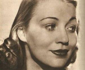 Sylva Langova - Image: Actress Sylva Langova
