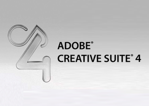Adobe Creative Suite - Adobe Creative Suite 4 logo