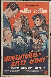 <i>Adventures of Kitty ODay</i> 1945 film by William Beaudine