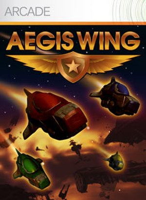 Aegis Wing - Cover art