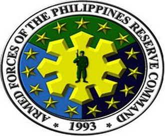 Armed Forces of the Philippines Reserve Command - Coat of Arms of the AFP Reserve Command