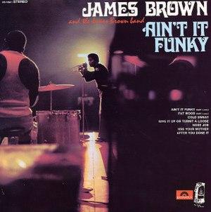 Ain't It Funky - Image: Ain't It Funky