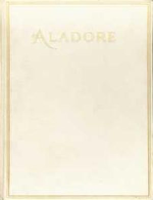 Aladore - Cover of first edition