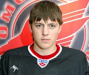 Alexei Cherepanov - Image: Alexei Cherepanov Avangard Omsk portrait