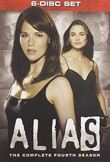 <i>Alias</i> (season 4) Season of television series