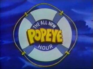 <i>The All New Popeye Hour</i>