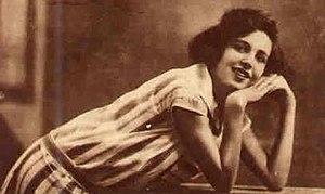 Amina Rizk - Amina Rizk in the 1930s