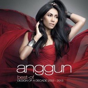 Best-Of: Design of a Decade 2003–2013 - Image: Anggun Best Of 2013