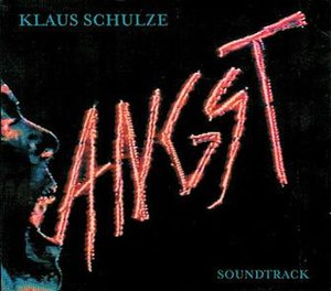 Angst (soundtrack) - Image: Angst Klaus Schulze Album