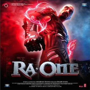 Ra.One - Image: Antagonist Ra.One