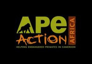Ape Action Africa - Image: Ape action africa logo