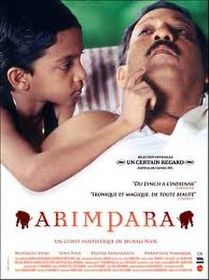 Arimpara - Film poster