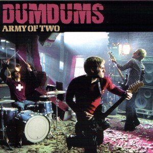 Army of Two (Dum Dums song) - Image: Army Of Two