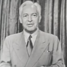Art Baker hosting 'You Asked For It' (1951).png